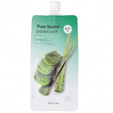Маска для лица Pure Source Pocket Pack Aloe