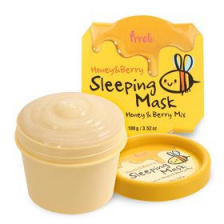 Ночная маска для лица с медом и ягодами Honey&Berry Sleeping Mask