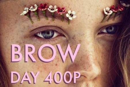Brow Day